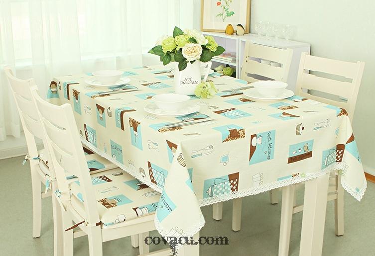 Bán khăn trải bàn ăn hcm