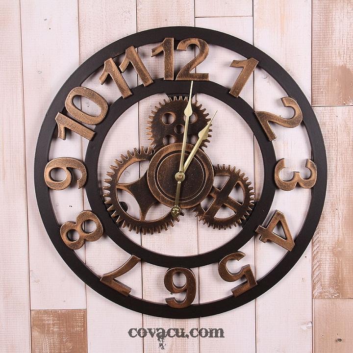 Đồng hồ treo tường trang trí