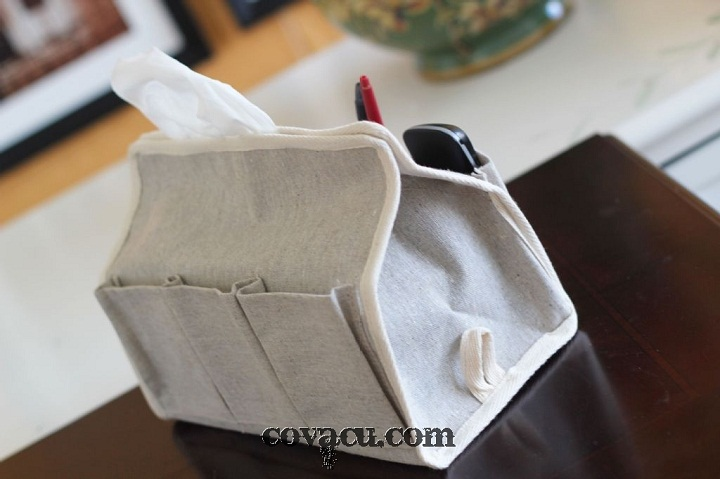 Hộp đựng khăn giấy độc đáo