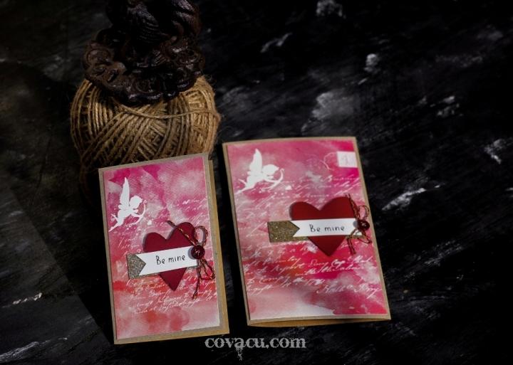 Thiep handmade valentine