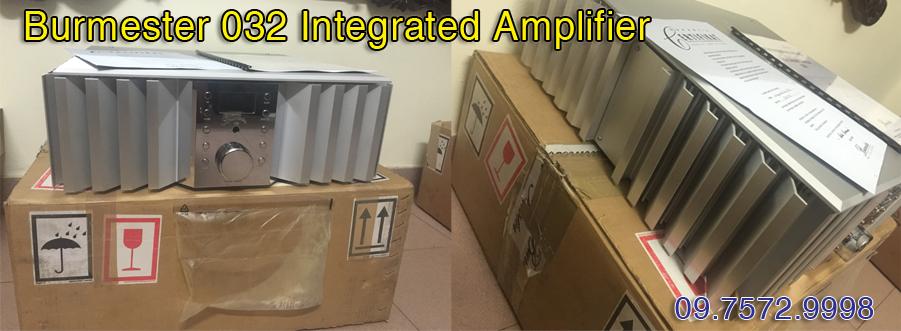 Ampli Burmester 032