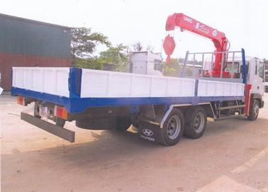 Xe tải gắn cẩu 4 tấn- Hyundai HD210 gắn cẩu Unic Urv544