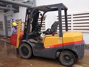Cho thuê xe nâng hàng từ 1 đến 20 tấn