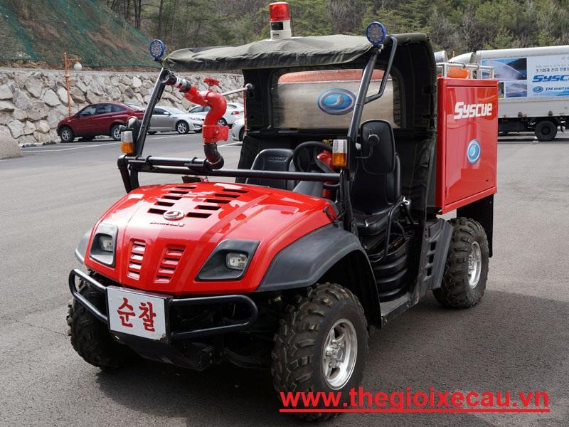 Xe chữa cháy mini