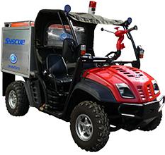 Xe cứu hỏa mini 4x4