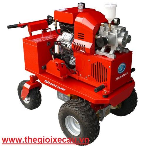 Xe cứu hỏa mini- xe chữa cháy mini