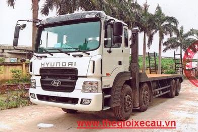 Xe Hyundai HD320 nâng đầu