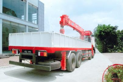 Xe cẩu tự hành 10 tấn Hyundai-Kanglim