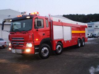 Xe Hyundai cứu hỏa