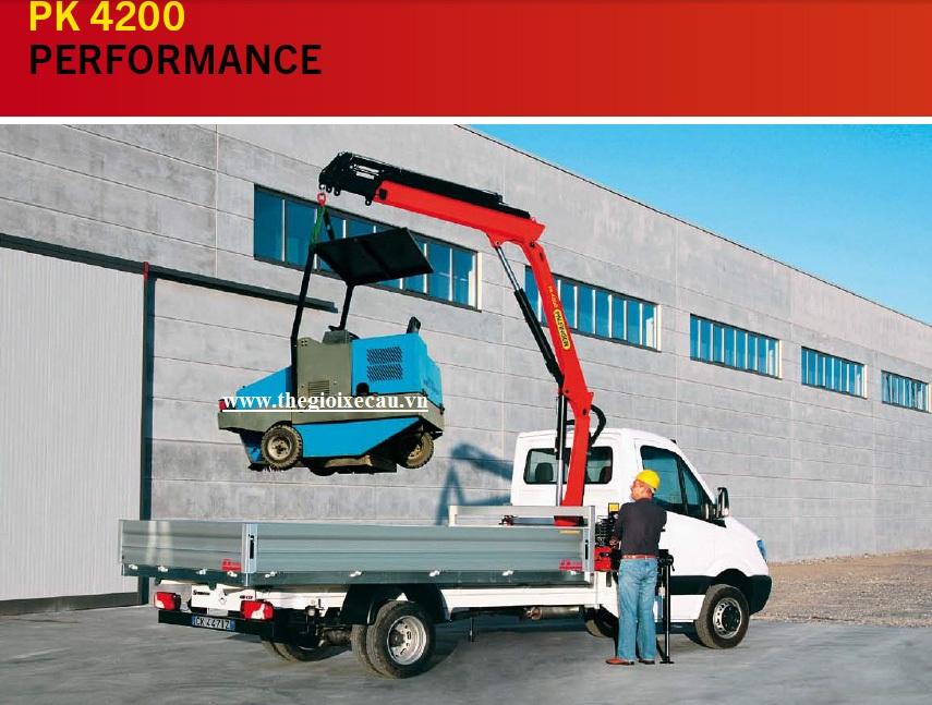 Palfinger 1 tấn (990kg)