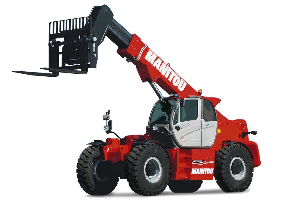 Bán xe nâng đa năng 18 tấn Manitou