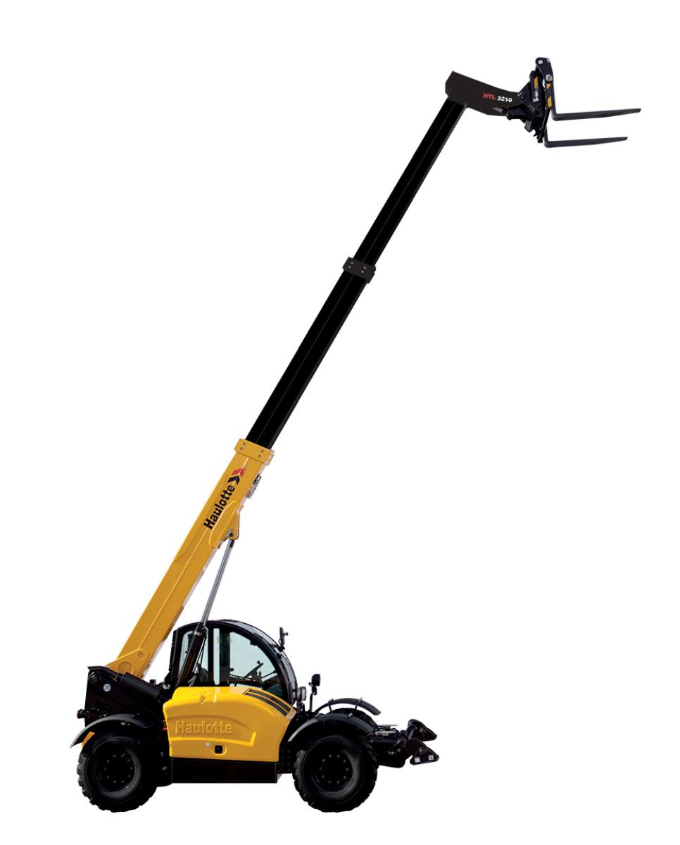 Xe nâng đa năng Haulotte 3.2 tấn