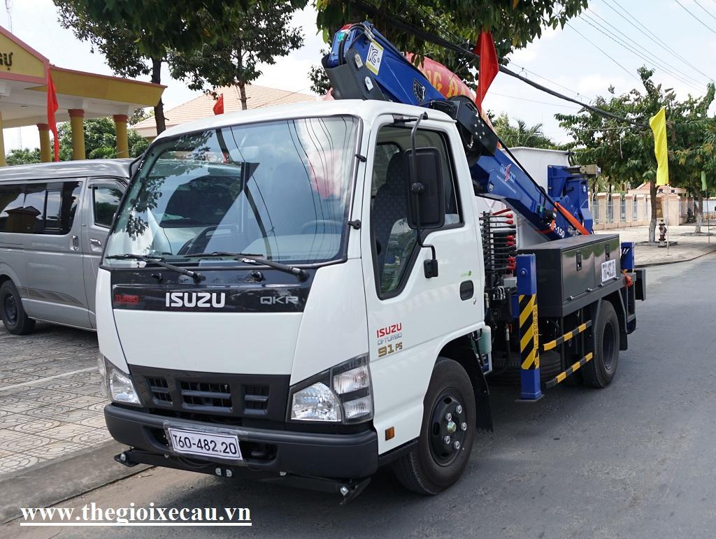 Bán xe ô tô nâng người 15m Dasan