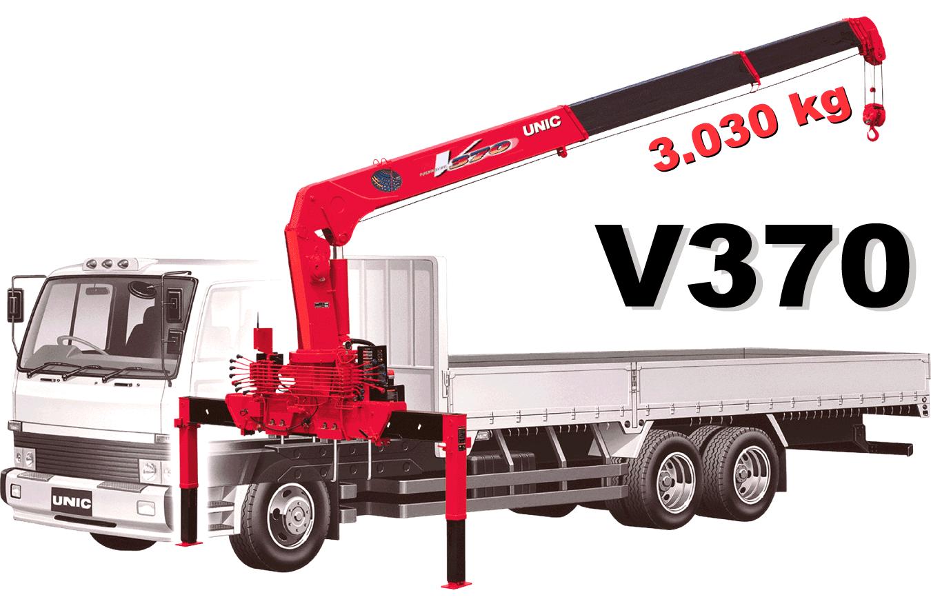 Bán cẩu Unic 3 tấn UR-V370