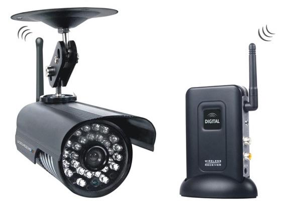 hệ thống camera quan sát không dây và có dây