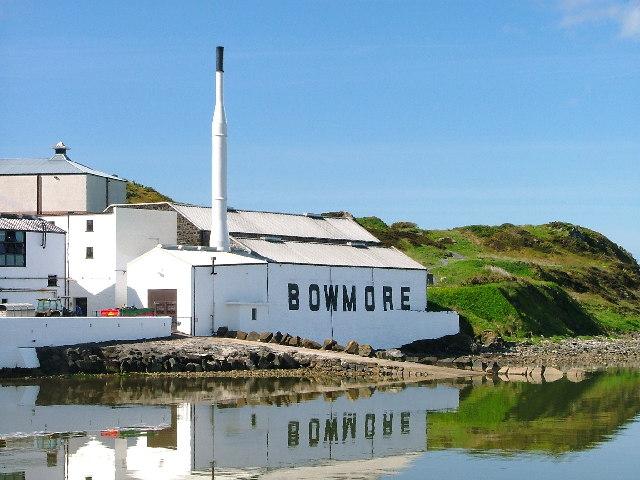 giá rượu Bowmore 25