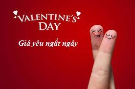 Khuyến mại Valentines
