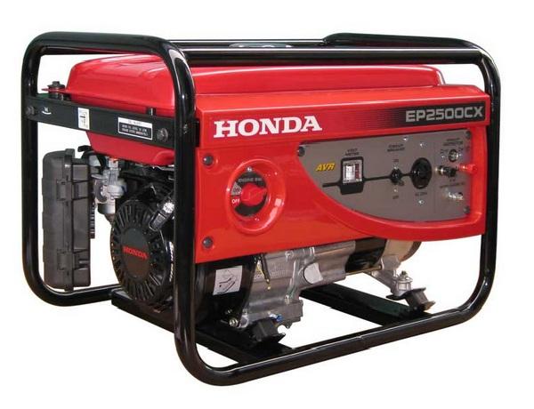 đại lý bán máy phát điện honda EP2500CX hàng chính hãng thái lan rẻ nhất
