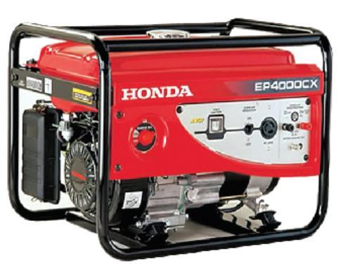 Ở đâu bán máy phát điện chạy xăng Honda EP4000CX đề nổ giá rẻ nhất