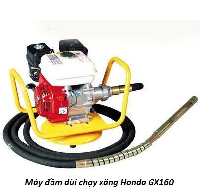 Máy đầm dùi Honda GX160