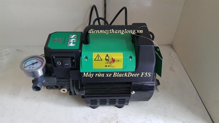 Máy rửa xe BlackDeer F5S