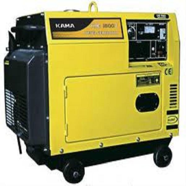 Máy phát điện Kama 6500T