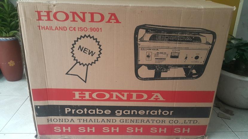 Bán máy phát điện gia đình Honda Sh3500EX giá cực sốc