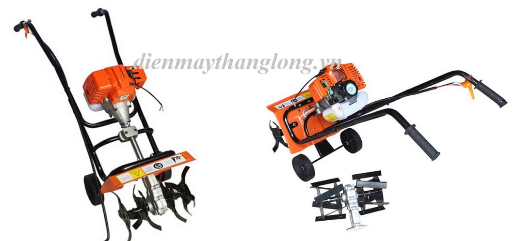Máy xới băm cỏ mini TL-110