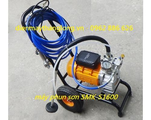 Máy phun sơn giá tốt SMK-S1600