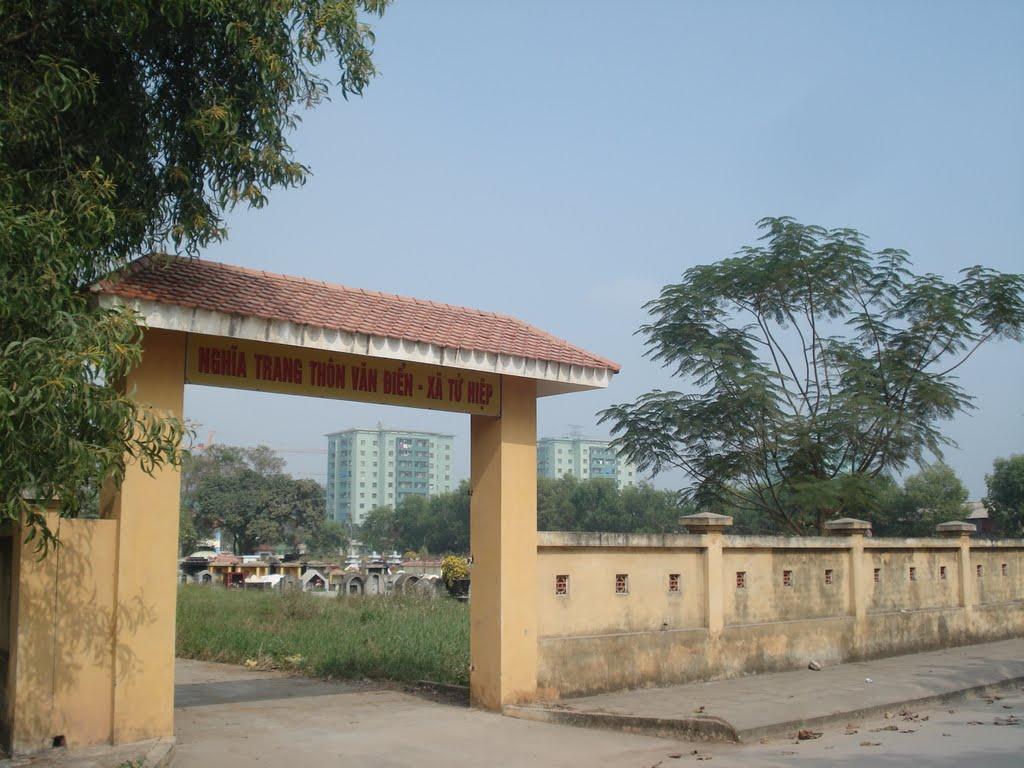 Các nghĩa trang tại Hà Nội dần bị quá tải trong năm 2015