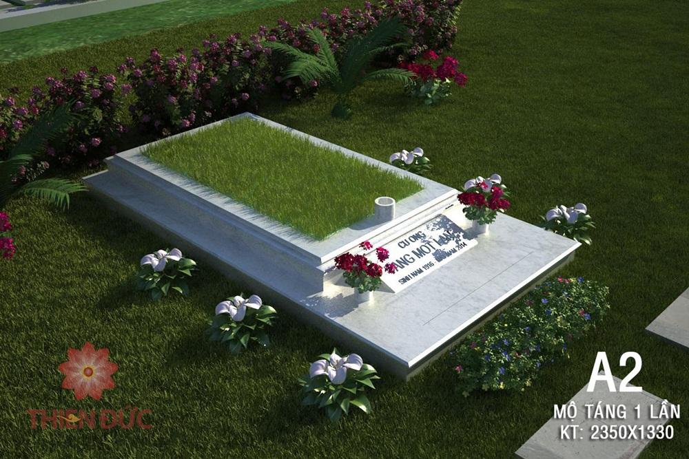mộ táng một lần đơn