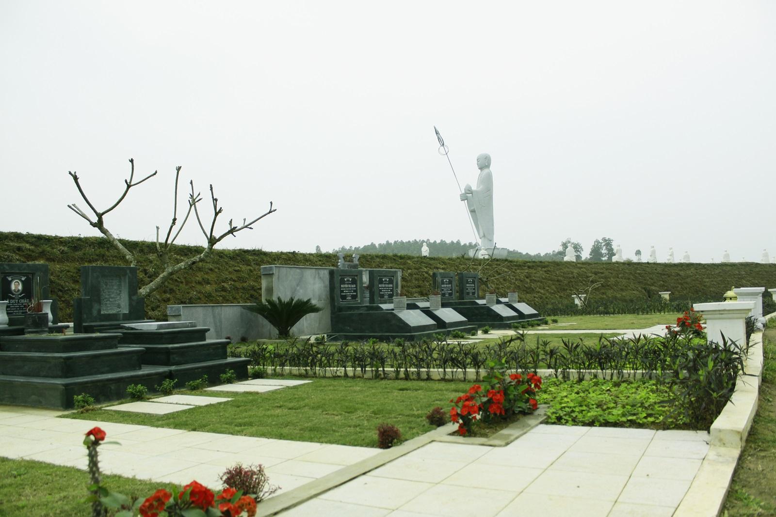 đát nghĩa trang thiên đức