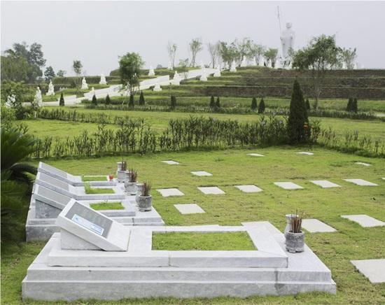 mộ ghép