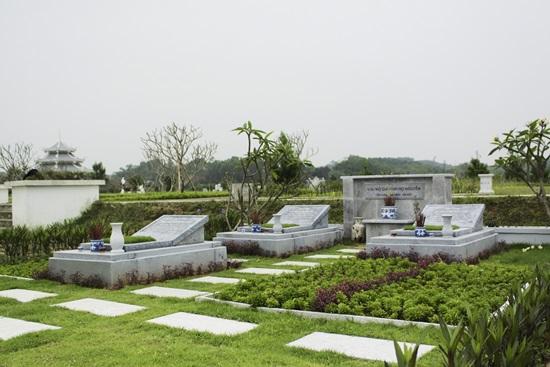 mộ gia đình