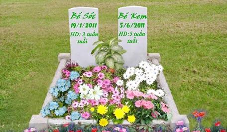Nghĩa trang trực tuyến là nghĩa trang online