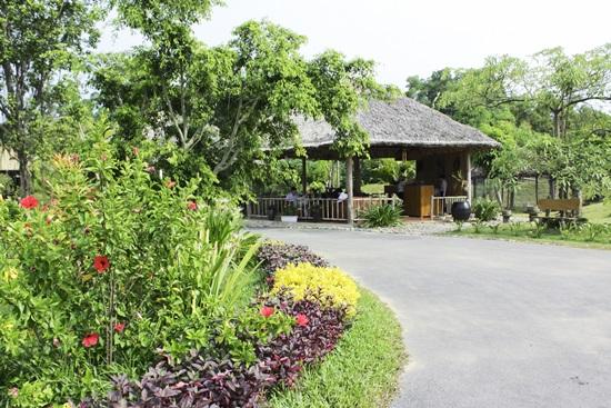 Công viên nghĩa trang Vĩnh Hằng Viên : nơi an nghỉ bên đất Tổ.4