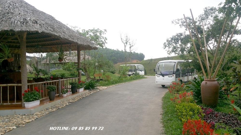 Nới đón tiếp khách của Công Viên Nghĩa Trang Phú Thọ1