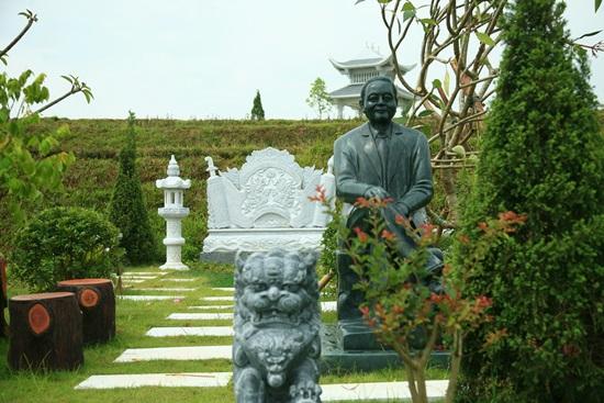 Đặt mộ nơi có phong thủy tốt 6