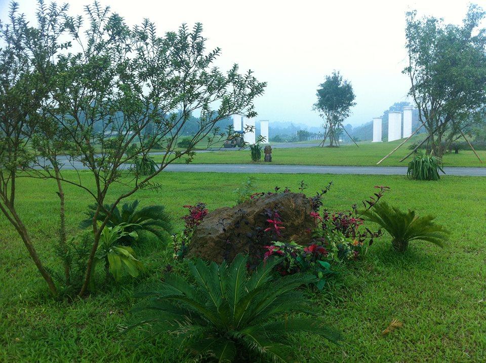 Nới đón tiếp khách của Công Viên Nghĩa Trang Phú Thọ3