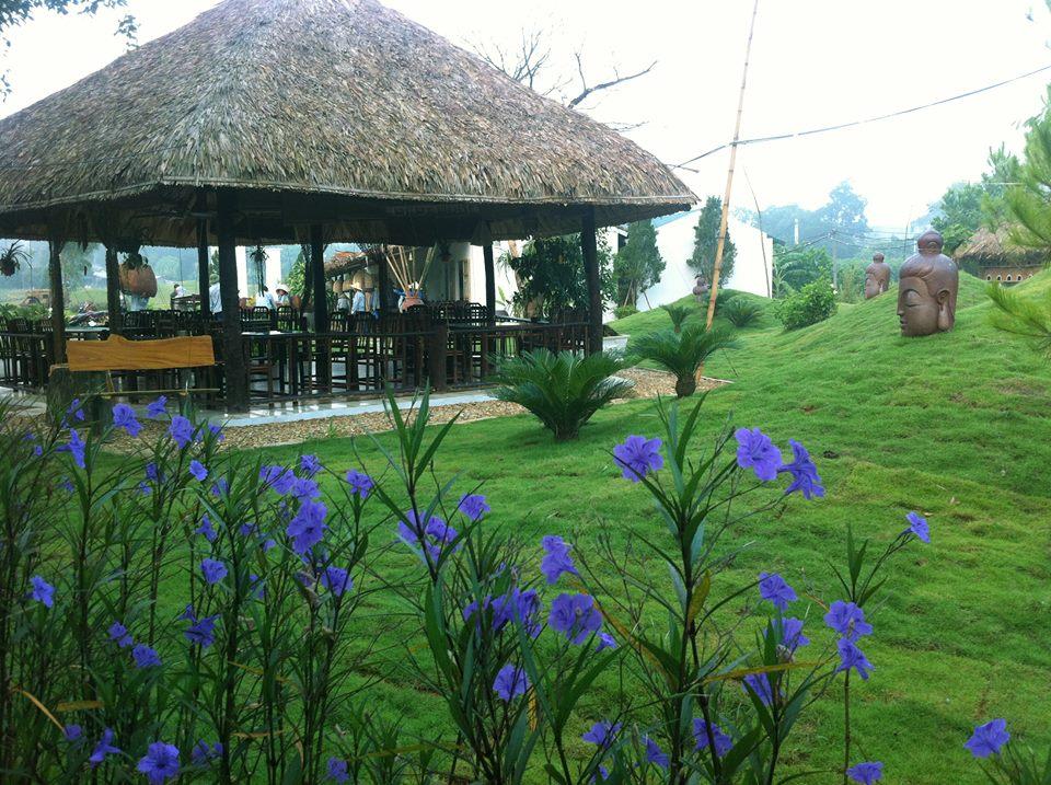 Nới đón tiếp khách của Công Viên Nghĩa Trang Phú Thọ2
