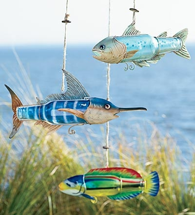 12. Fish Decoration