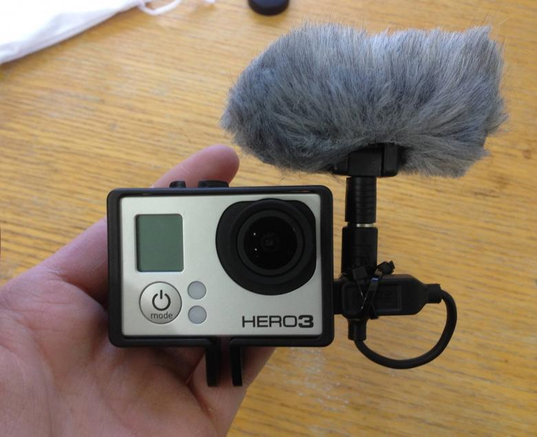 Mẹo sử dụng GoPro và các loại máy quay hành động khác