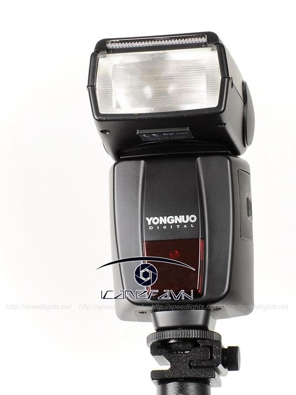 Đèn speedlite flash Yongnuo YN-460 bảo hành chính hãng