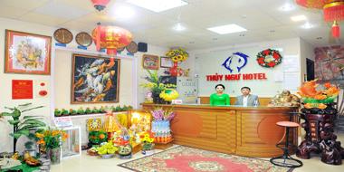 phòng đôi khách sạn Thủy Ngư
