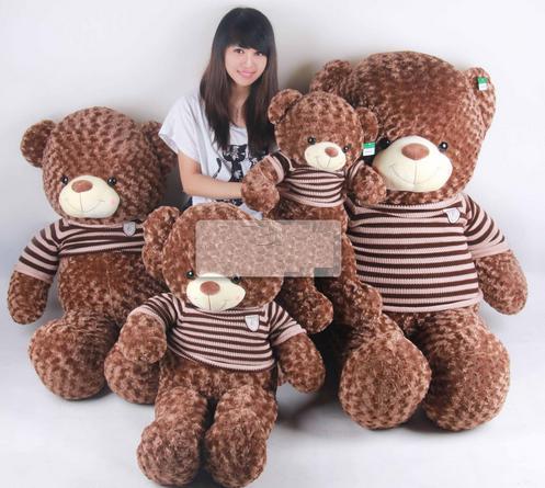 Gấu bông to bằng người ngoại nhập 1