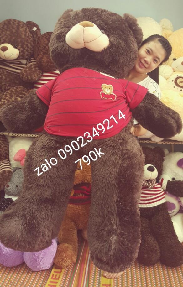gấu bông bự