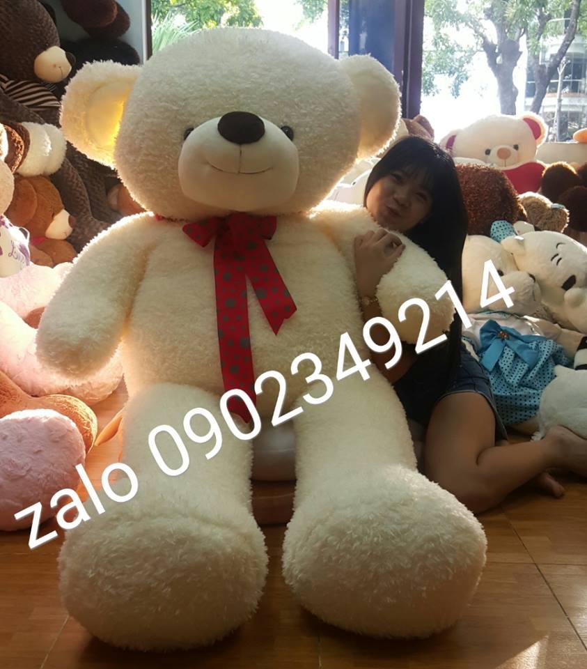 Gấu teddy Hàn Quốc noel 01