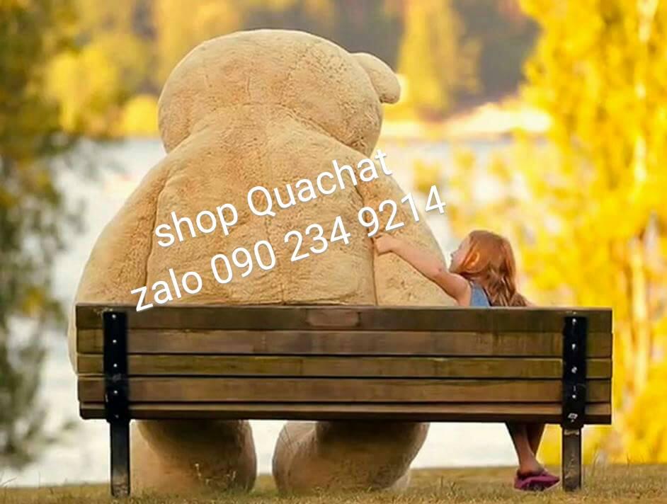 Gấu bông khổng lồ to nhất 5