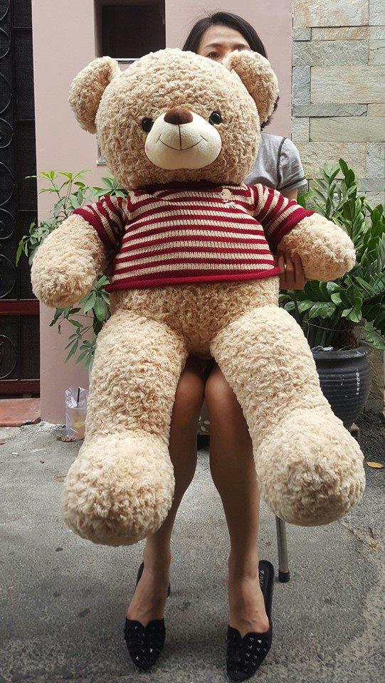 Gấu bông đẹp cao cấp ngoại nhập 01