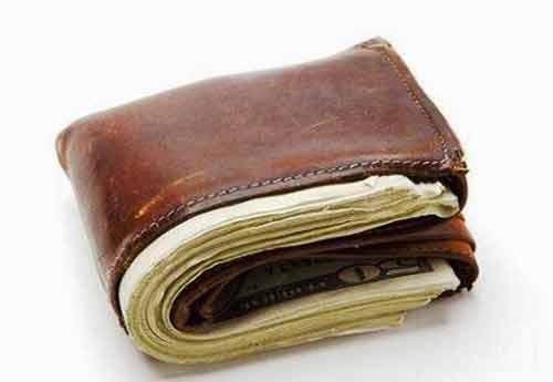 Kết quả hình ảnh cho ví cũ